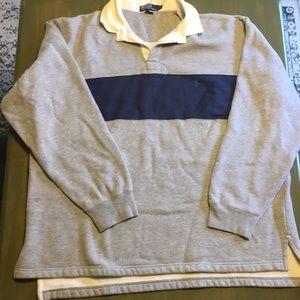 Men's XL Ralph Lauren collard sweatshirt